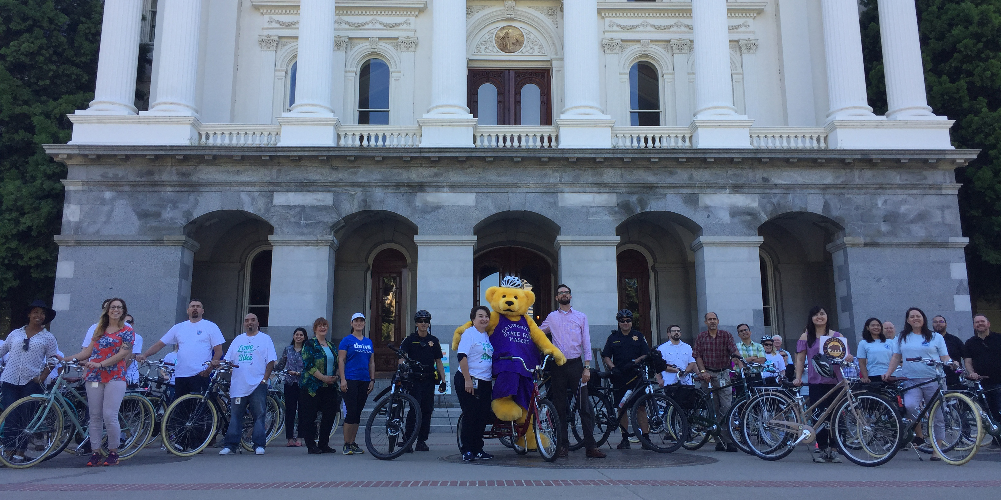 Sacramento Bike Share