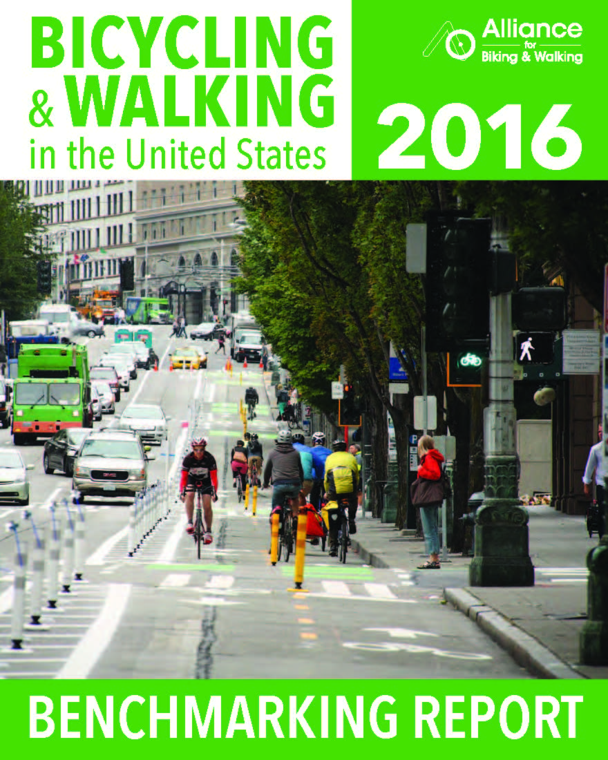 2016 Benchmarking Report Cover