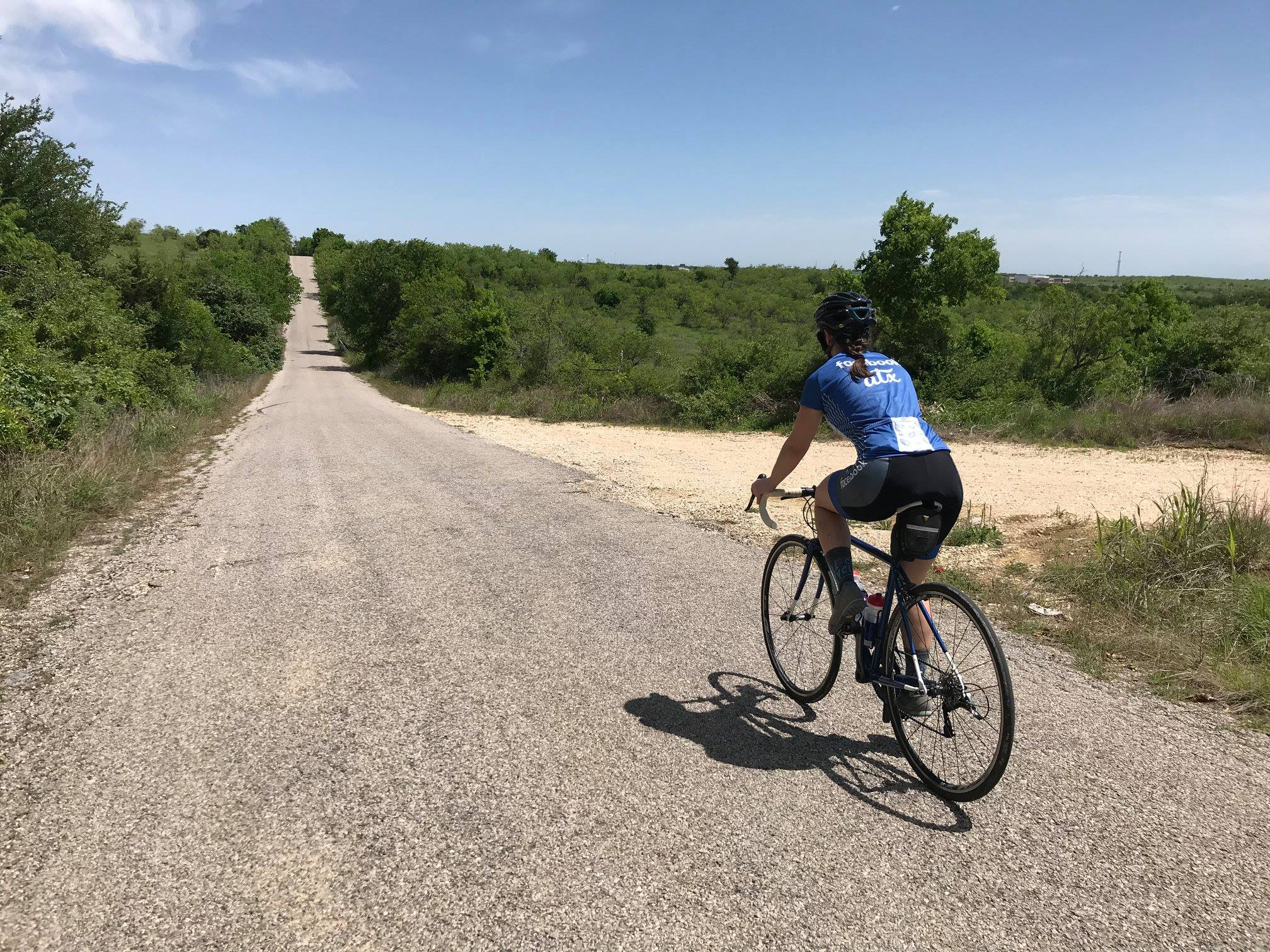 Facebook Austin scenic biking trail