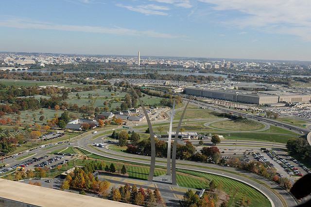 Arlington County view