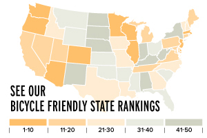 State Bike Laws League Of American Bicyclists - Us-bicycle-route-50-map