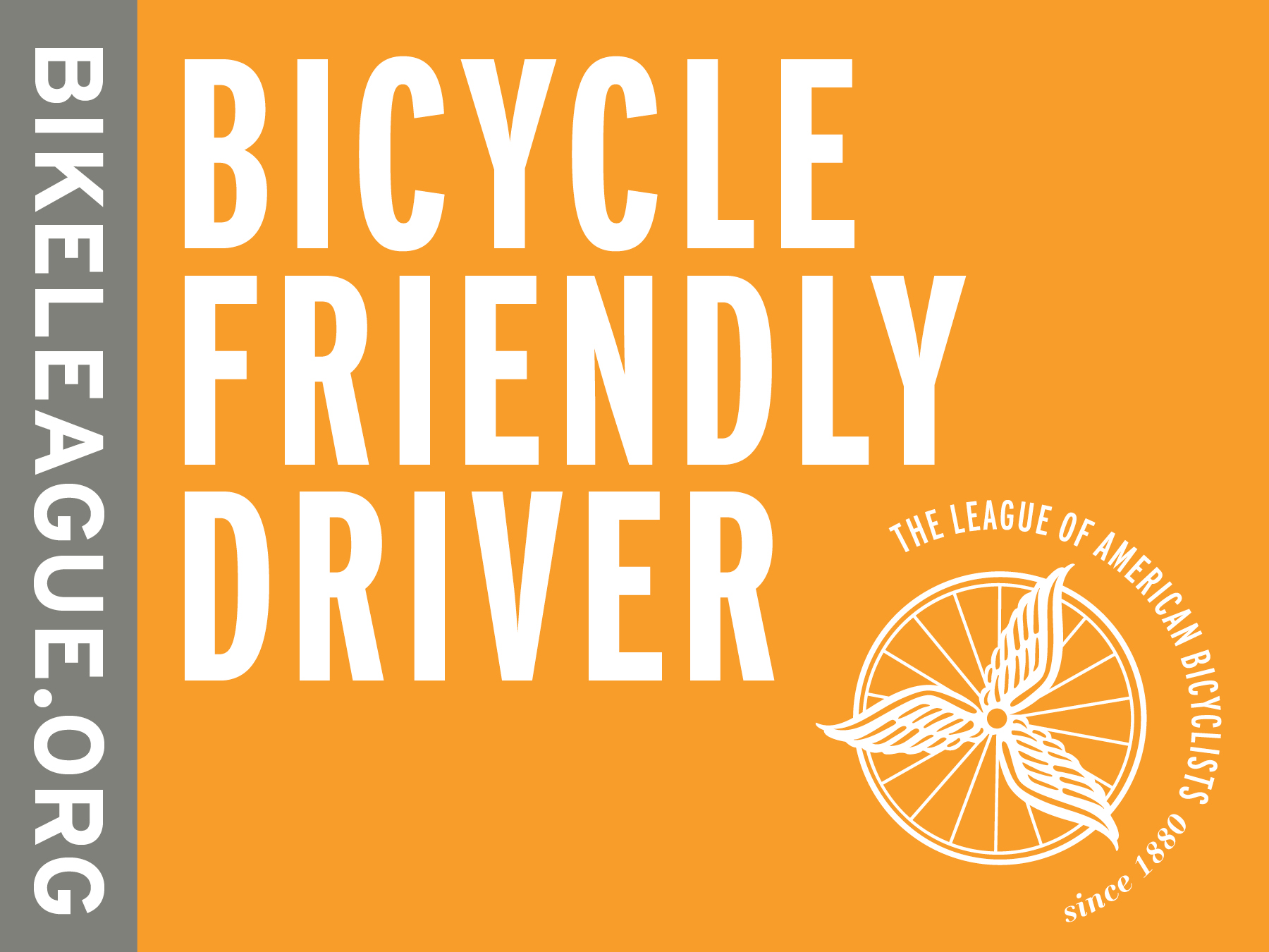 Bicycle Friendly Driver