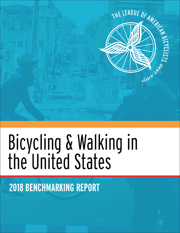2018 Benchmarking Report cover
