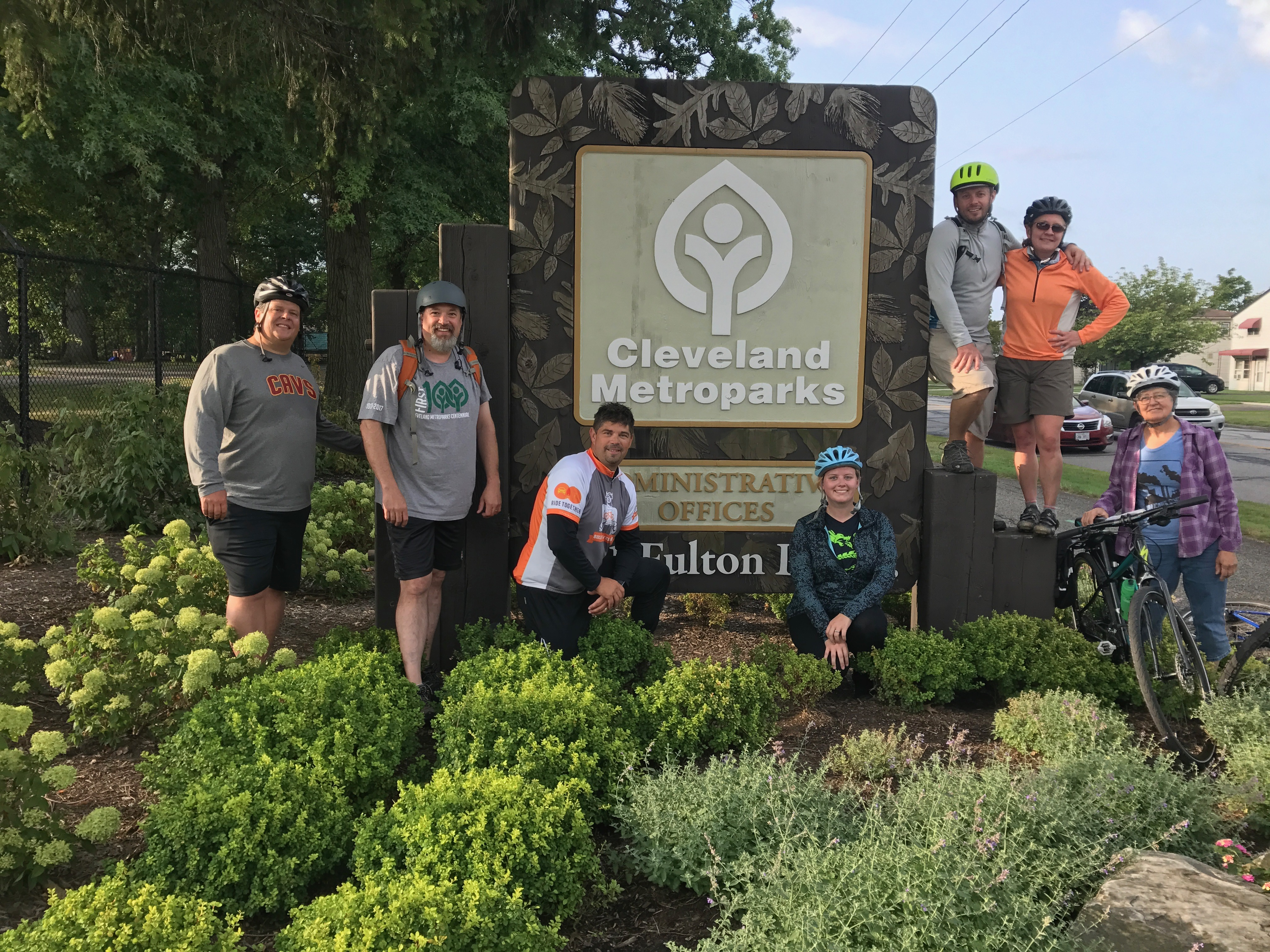 Cleveland Metroparks_Bike to Work Day
