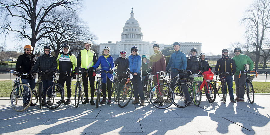 Congressional Bike Ride