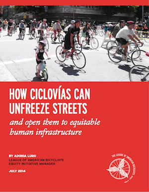 Unfreezing Streets report cover